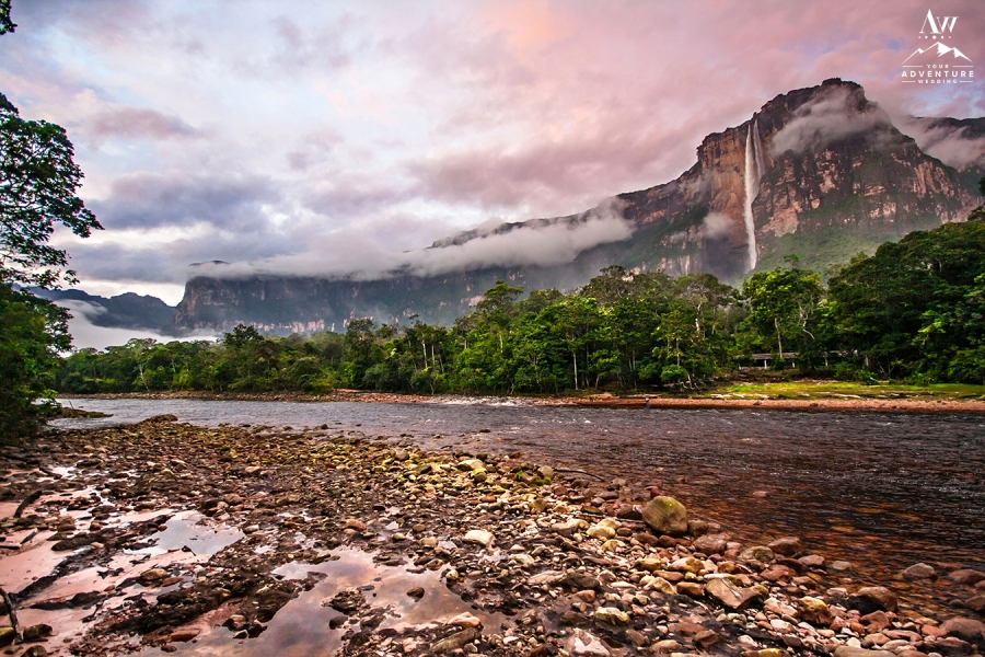 Angel Falls Venezuela Wedding Adventure