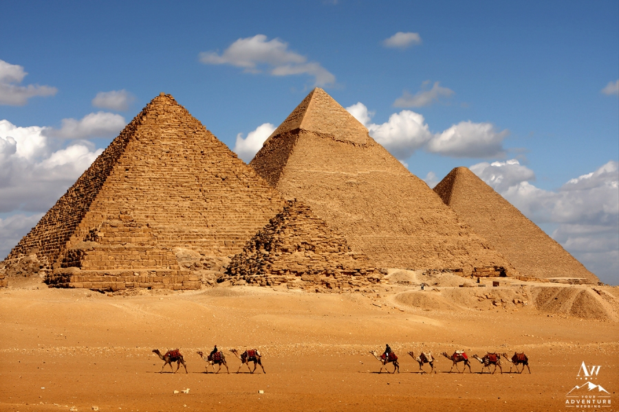 Egypt Wedding Adventure Photos - Your Adventure Wedding