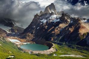 Mount Fitz Roy and Laguna Torre Los Glaciares National Park Patagonia Argentina Wedding