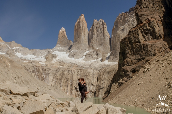 Patagonia Wedding in Torres del Paine - Your Adventure Wedding