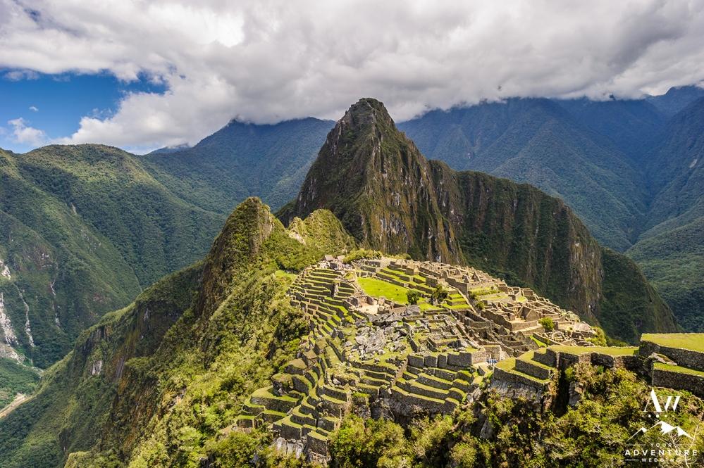 Peru Destination Wedding Adventure Machu Picchu