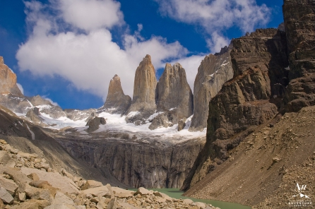 Torres del Paine National Park Wedding Patagonia Adventure Wedding