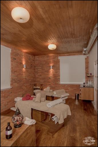 Vihula Manor Estonia Spa Treatment Room