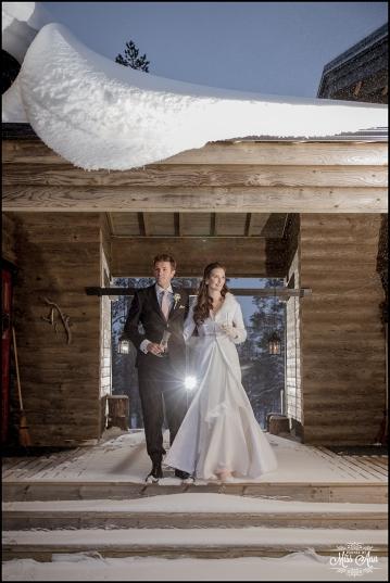 Adventure Wedding Photographer and Planner Finland Wedding