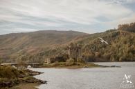Castle Wedding Isle of Skye Scotland