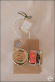 Destination Wedding Iceland Party Favors for Guests