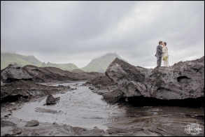 Destination Wedding on a Glacier Iceland Wedding Planner