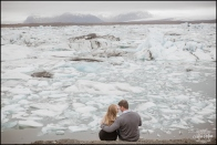 Glacier Lagoon Wedding Iceland Wedding Photographer