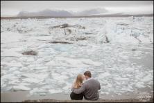 Glacier Lagoon Wedding Iceland Wedding Photographer