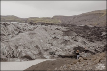 Glacier Wedding in Iceland