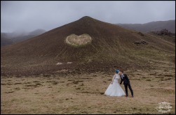 Heart Mountain Iceland Wedding Photographer