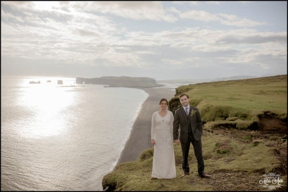 Iceland Destination Wedding Photos