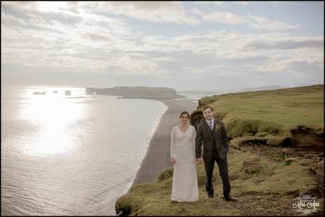 Iceland Destination Wedding Photos