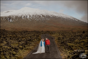 Iceland Glacier Wedding Photographer