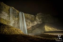 Iceland Nighttime Wedding Photos