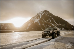 Super Jeep Wedding Iceland