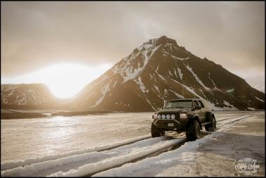 Super Jeep Wedding Iceland