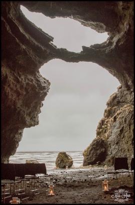Unique Destination Wedding Locations Iceland Cave Wedding