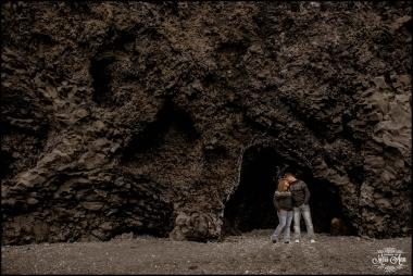 Unique Destination Weddings Cave Wedding Iceland