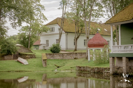 Villa Destination Wedding Locations Estonia