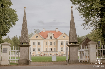 Villa Weddings in the Baltic States