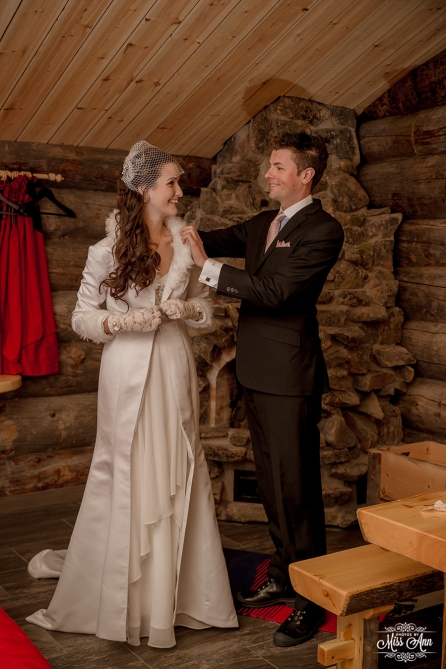 Finland Elopement Igloo Hotel by Your Adventure Wedding-18
