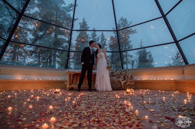 Finland Elopement Igloo Hotel by Your Adventure Wedding-28