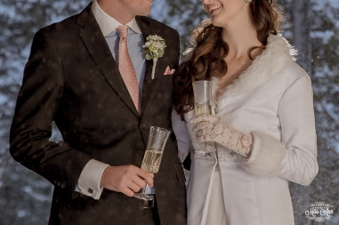 Finland Wedding Igloo Hotel by Your Adventure Wedding-12