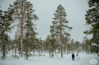 Finland Wedding Igloo Hotel by Your Adventure Wedding-15