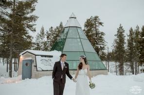 Finland Wedding Igloo Hotel by Your Adventure Wedding-4