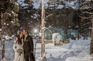 Finland Wedding Igloo Hotel by Your Adventure Wedding-9