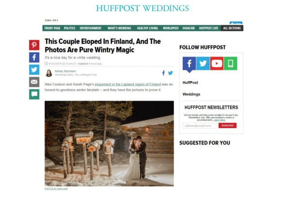Your-Adventure-Wedding-finnish-lapland-wedding-featured-on-huffpost