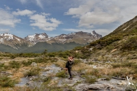 Laguna Esmeralda Ushuaia - Patagonia Wedding Photographer - Your Adventure Wedding