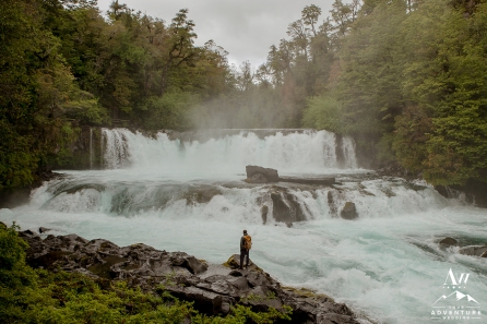 Patagonia Wedding Photographer Your Adventure Wedding Patagonia Waterfall Rainforest