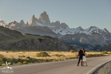 Patagonia Wedding Photos-Mount Fitz Roy-Los Glaciers National Park-1