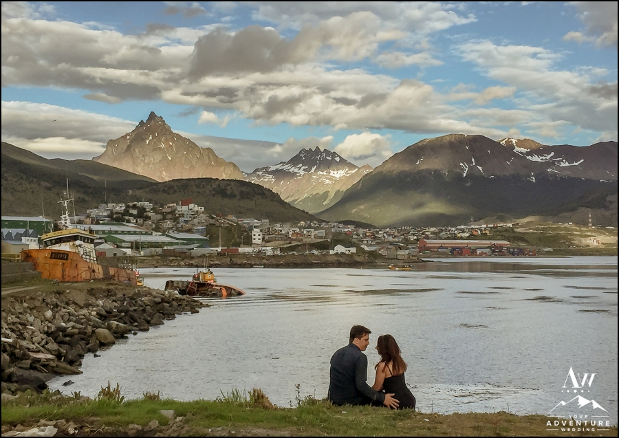 Ushuaia Argentina Wedding Photographer - Your Adventure Wedding