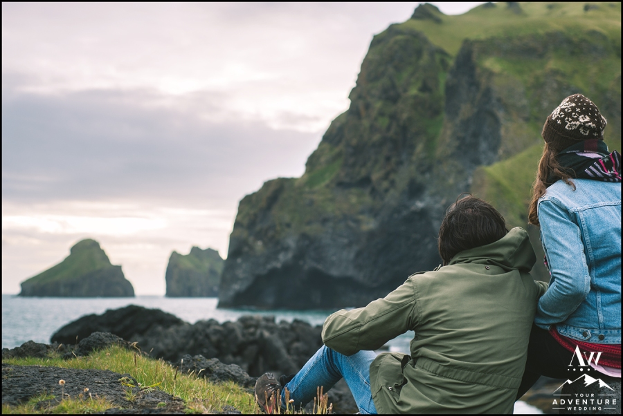 Vestmannaeyjar Island Iceland - Your Adventure Wedding