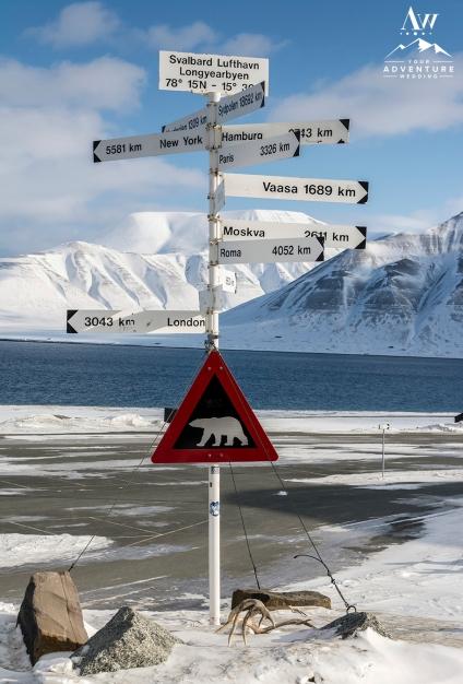 Svalbard Norway Wedding Photographer and Planner - Your Adventure Wedding