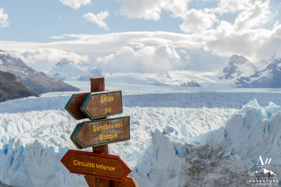 Glacier Wedding - South America - Your Adventure Wedding