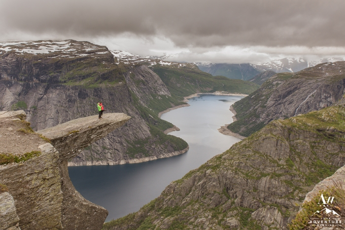 Trolltunga wedding - Your Adventure Wedding